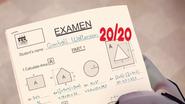 Les notes-Examen