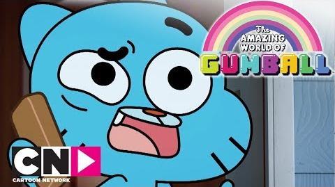 Ennemis jurés Le Monde Incroyable de Gumball Cartoon Network