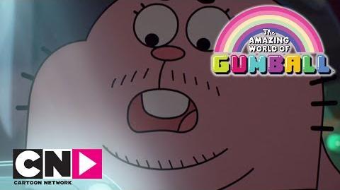 La rencontre avec Darwin Le Monde Incroyable de Gumball Cartoon Network