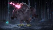 Le maître-Monstre oiseau