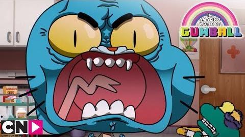 La cage Le Monde Incroyable de Gumball (Saison 6) Cartoon Network