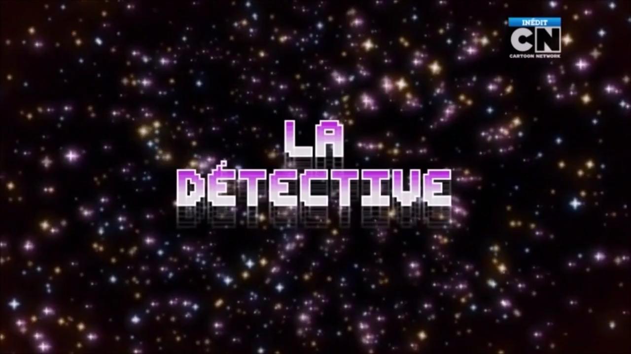 La détective