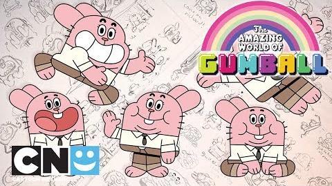 Richard, critique de jeu Le Monde Incroyable de Gumball Cartoon Network