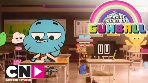 La fin d'une amitié Le Monde Incroyable de Gumball Cartoon Network