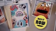 """The Amazing World of Gumball The Mystery (2013) """"Now Available"""" NTSC DVD TV spot"""