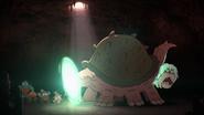 Le maître-Monstre tortue