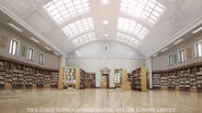 GB115MYSTERY Library Empty