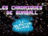 Les chroniques de Gumball : La malédiction d'Elmore