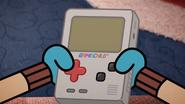La console-Game Child