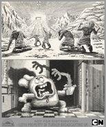 Illustrations dans La boîte