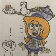 Olivia's Robotic Hat