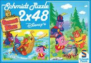 Disney's Gummi Bären - Ausflug (Schmidt Puzzle)