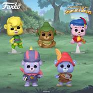 Funko Pops Gummibärenfiguren