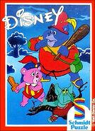 Disney's Gummi Bären - Tummi und Cubbi suchen Toadie (Schmidt Puzzle)