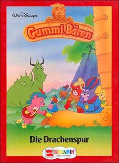 Walt Disneys Gummi Bären - Die Drachenspur (Franz Schneider).jpg