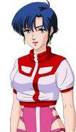 Kazumi Oota Super Robot Wars X-Ω