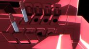Gundam Harute Missile Launcher Trans-Am 01 (00 Movie)