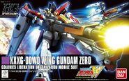 HG Wing Zero Boxart