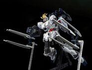 RX-9-B Narrative Gundam B-Packs (Gunpla) (Action Pose 3)