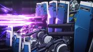 TB Gundam Head shields