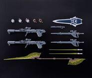 II Neo Zeong (Narrative Ver.) (Gunpla) (Armaments)