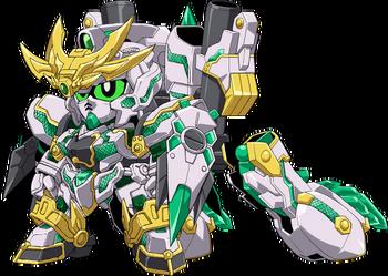 Shinobi Form (Front)