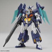 AGE-TRYMAG Gundam TRY AGE Magnum (Gunpla) (Front)