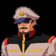 EFF Officer (G Gen Wars)