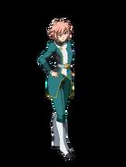 G Gen Cross Rays Custom Character (Female Gjallarhorn Uniform)