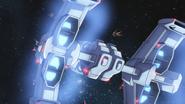 Kusanagi Rear Thrusters 01 (Seed HD Ep41)