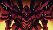 Twilight Axis Red Blur -Sazabi 04