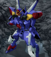 V2 Gundam Zanspine Color