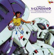 Victory Gundam Laser Disc 04