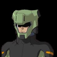 ZAFT Pilot (G Gen Wars)