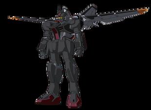 Jet Dark Dagger L