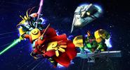 GGenCR Stardust Knights