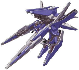 GN Armor Mode