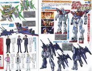 Gundam Build Fighters Try magazine scan 3
