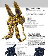 Mobile Suit Gundam Narrative Mechanics Data Base 2