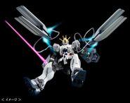 RX-9-B Narrative Gundam B-Packs (Gunpla) (Front)