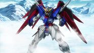 ZGMF-X42S Destiny Gundam (Divers Battlogue 01) 02