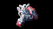 0 Gundam Particle-tank Crossray
