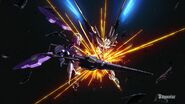 ASW-G-01 Gundam Bael (Episode 46) Valkyrja Blade (10)
