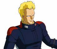 Character Profile Yazan Gable pilot suit