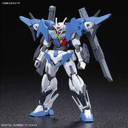 GN-0000DVR-S Gundam 00 Sky (Gunpla) (Front)