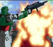 Green Strike Dagger