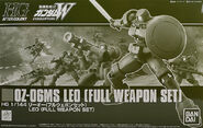 HGAC Leo (Full Weapon Set)