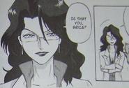 The Professor Astray Manga