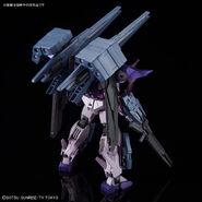 Gundam 00 Sky HWS (Trans-Am Infinity) (Gunpla) (Rear)