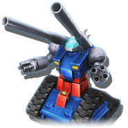 Gundam Diorama Front 3rd RX-75-4 Guntank